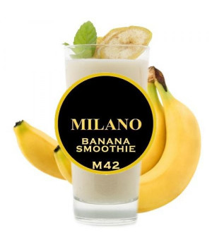 Табак Milano Banana Smoothie M42 (Банановое Смузи) 500 гр