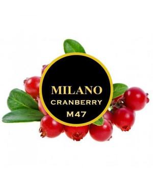 Табак Milano Cranberry M47 (Клюква) 100 гр