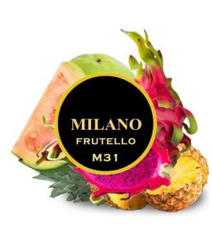 Табак Milano Frutello M31 (Гуава Питайя Ананас) 500гр
