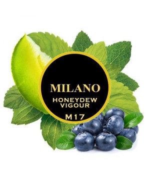 Табак Milano Honeydew Vigour M17 (Дыня Черника Мята) 500 гр