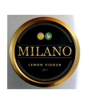 Табак Milano Lemon Vigiour M1 (Лимон с Мятой) 200 гр