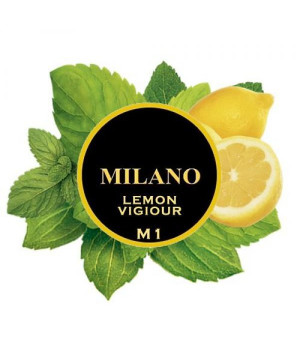 Табак Milano Lemon Vigiour M1 (Лимон с Мятой) 500 гр