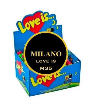 Табак Milano Love Is M35 (Жвачка Лав Из) 100 гр