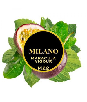 Табак Milano Maracuja Vigour M22 (Маракуйя Мята) 500 гр