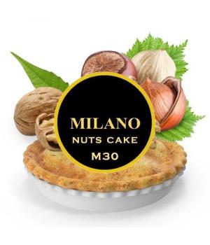 Табак Milano Nuts Cake M30 (Ореховый Пирог) 500 гр