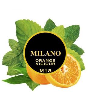 Табак Milano Orange Vigiour M18 (Апельсин Мята) 100 гр