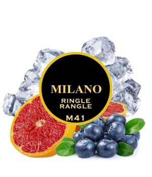 Табак Milano Ringle Rangle M41 (Черника Грейпфрут Лед) 500 гр