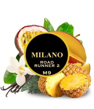 Табак Milano Road Runner 2 M9 (Манго Маракуя Ананас Ваниль) 500 гр