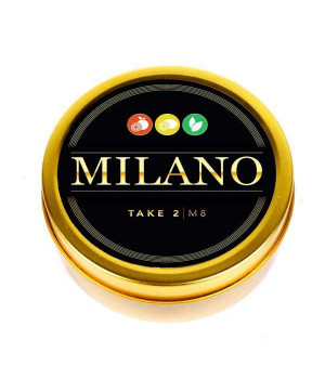 Табак Milano Take 2 M8 (Апельсин Мята Лимон) 200 гр
