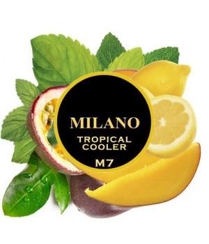 Табак Milano Tropical Cooler M7 (Маракуйя Лимон Папайя Мята) 500 гр