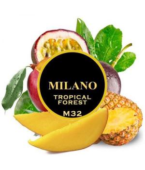 Табак Milano Tropical Forest M32 (Манго Маракуйя Ананас) 500гр