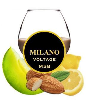 Табак Milano Voltage M38 (Амаретто Лимон Дыня) 500гр