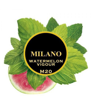 Табак Milano Watermelon Vigour M20 (Арбуз Мята) 100 гр