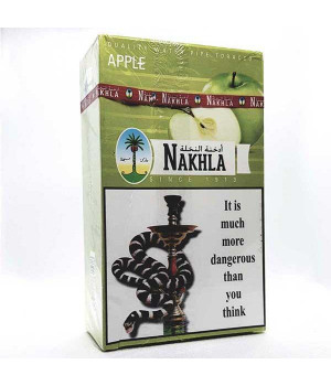 Табак Nakhla Apple (Зеленое Яблоко) 250гр