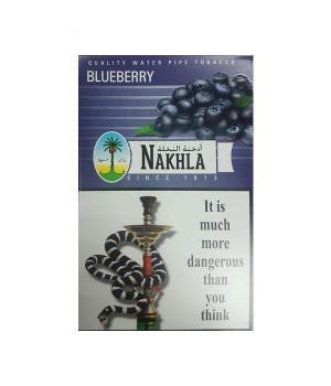 Табак Nakhla Blueberry (Черника) 50гр