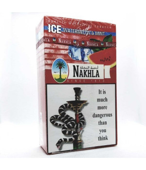 Табак Nakhla Ice Watermelon Mint (Арбуз Мята Лед) 250гр