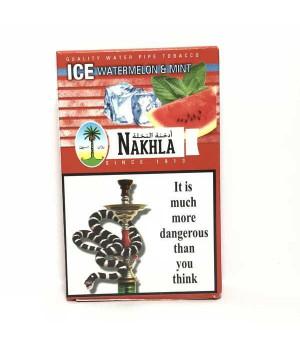 Табак Nakhla Ice Watermelon Mint (Арбуз Мята Лед) 50гр