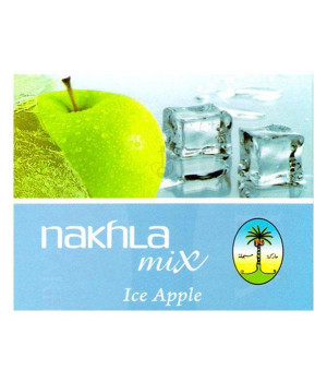 Табак Nakhla Mix Ice Apple (Яблоко Лед) 250гр