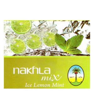 Табак Nakhla Mix Ice Lemon Mint (Лимон с Мятой) 250гр