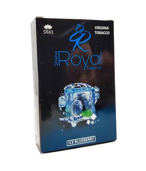 Табак Royal Ice Blueberry (Ледяная Черника) 50 гр