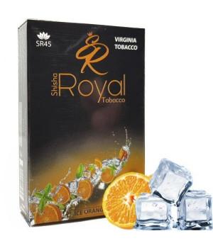 Табак Royal Ice Orange (Апельсин Лед) 50 гр