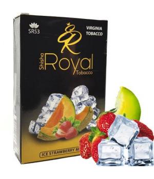 Табак Royal Ice Strawberry Melon (Ледяная Клубника Дыня) 50 гр