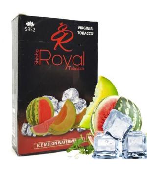 Табак Royal Ice Watermelon Melon (Арбуз Дыня Лед) 50 гр