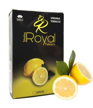 Табак Royal Lemon (Лимон) 50 гр