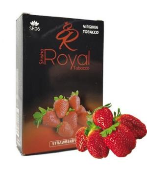 Табак Royal Strawberry (Клубника) 50 гр