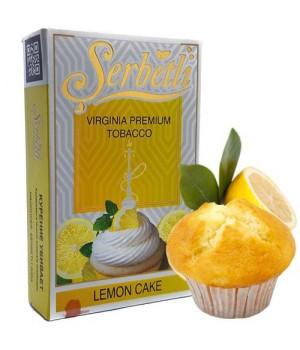 Табак Serbetli Lemon Cake (Лимонный Пирог) 50гр