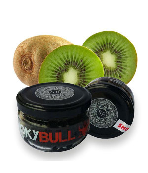 Табак Smoky Bull Medium Line Kiwi (Киви) 100 гр