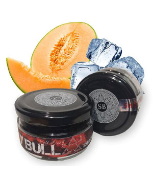 Табак Smoky Bull Soft Line Ice Melon (Дыня Лед) 100 гр
