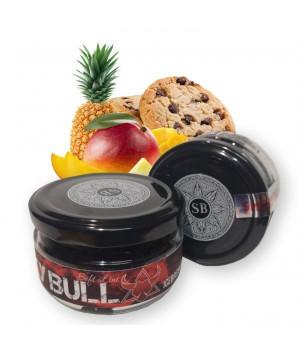 Табак Smoky Bull Soft Line Mango Pineapple Cookies (Манго Ананас Печенье) 100 гр