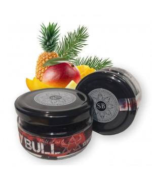 Табак Smoky Bull Soft Line Mango Pineapple Needles (Манго Ананас Хвоя) 100 гр