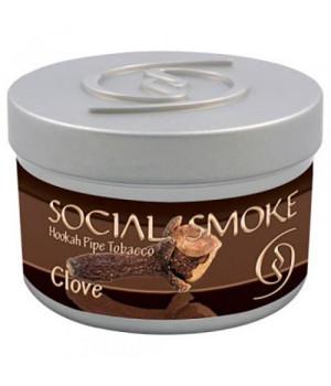Табак Social Smoke Clove (Гвоздика и Специи) 100гр