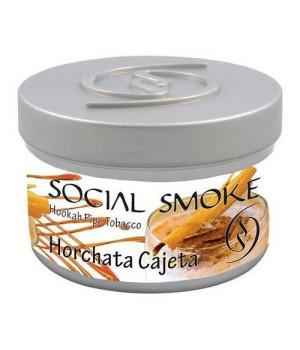 Табак Social Smoke Horchata Cajeta (Орчата) 250гр