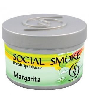 Табак Social Smoke Margarita (Коктейль Маргарита) 250гр
