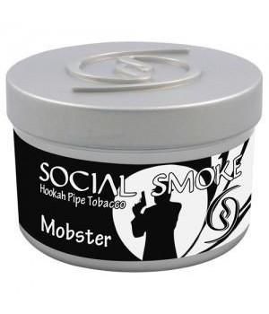 Табак Social Smoke Mobster (Цитрус Малина Ананас Малина) 100гр