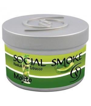 Табак Social Smoke Mojito (Мохито) 250гр