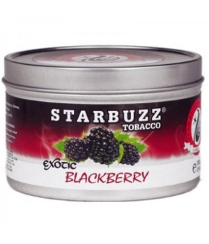 Табак Starbuzz Blackberry (Ежевика) 250гр