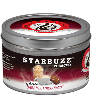 Табак Starbuzz Caramel Macchiato (Карамельный Маккиато) 100гр