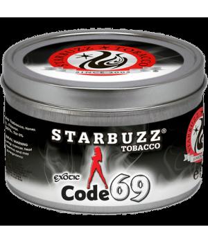 Табак Starbuzz Code 69 (Код 69) 100гр