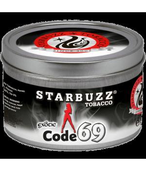 Табак Starbuzz Code 69 (Код 69) 250гр