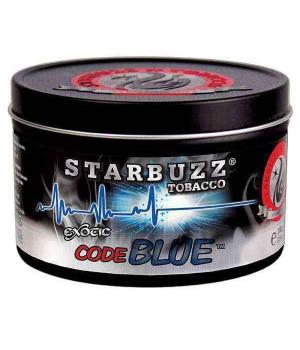 Табак Starbuzz Code Blue (Ягоды со сливками) 250гр