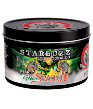 Табак Starbuzz Green Savior (Зелёный Дракон) 250гр