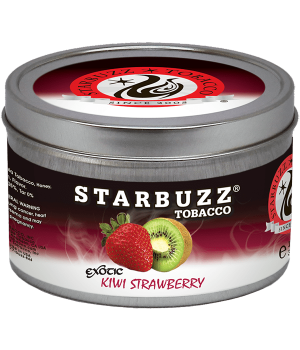 Табак Starbuzz Kiwi Strawberry (Киви с Клубникой) 100гр