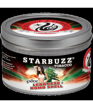 Табак Starbuzz Lebanese Bomb Shell (Ливанская Бомба) 250гр