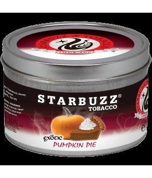 Табак Starbuzz Pumpkin Pie (Тыквенный Пирог) 100гр