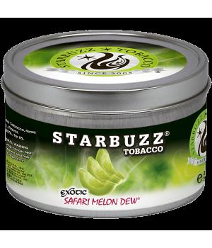 Табак Starbuzz Safari Melon Dew (Сафари Дыня) 100гр