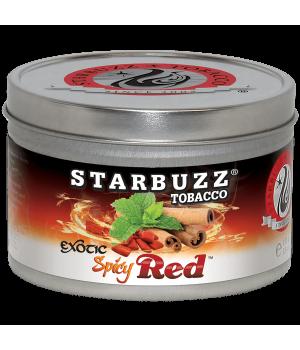 Табак Starbuzz Spicy Red (Восточная Свежесть) 250гр